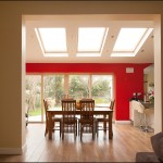 Home extensions Dublin, Velux Windows, sliding patio doors
