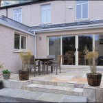 Home extensions, patio doors, Velux windows Dublin