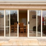 Centre sliding patio doors Dublin