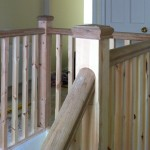 Staircase and handrails, Dublin and Kildare