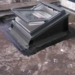 Flat roof Velux window Dublin
